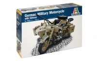 1/9 German Motorcycle