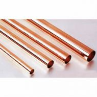 2mm x .36mm Round Copper Tube