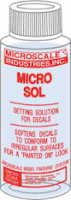 Micro Sol - Decal Solution